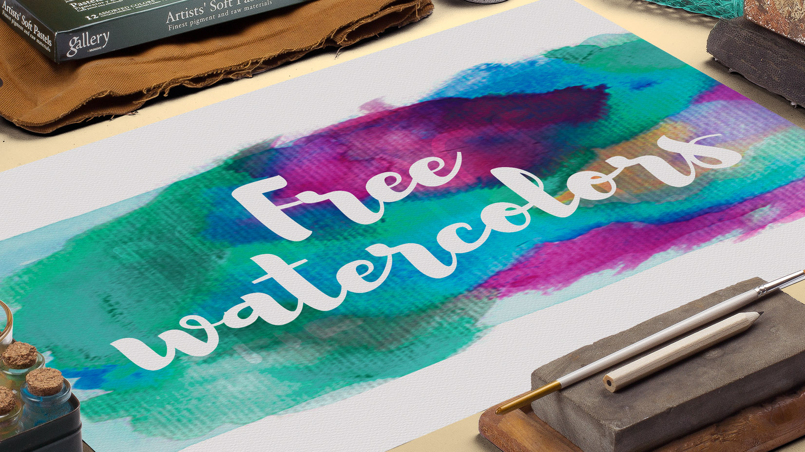 1652x928 Free Watercolors Backgrounds, Patterns, Objects, Logos Graphicmama