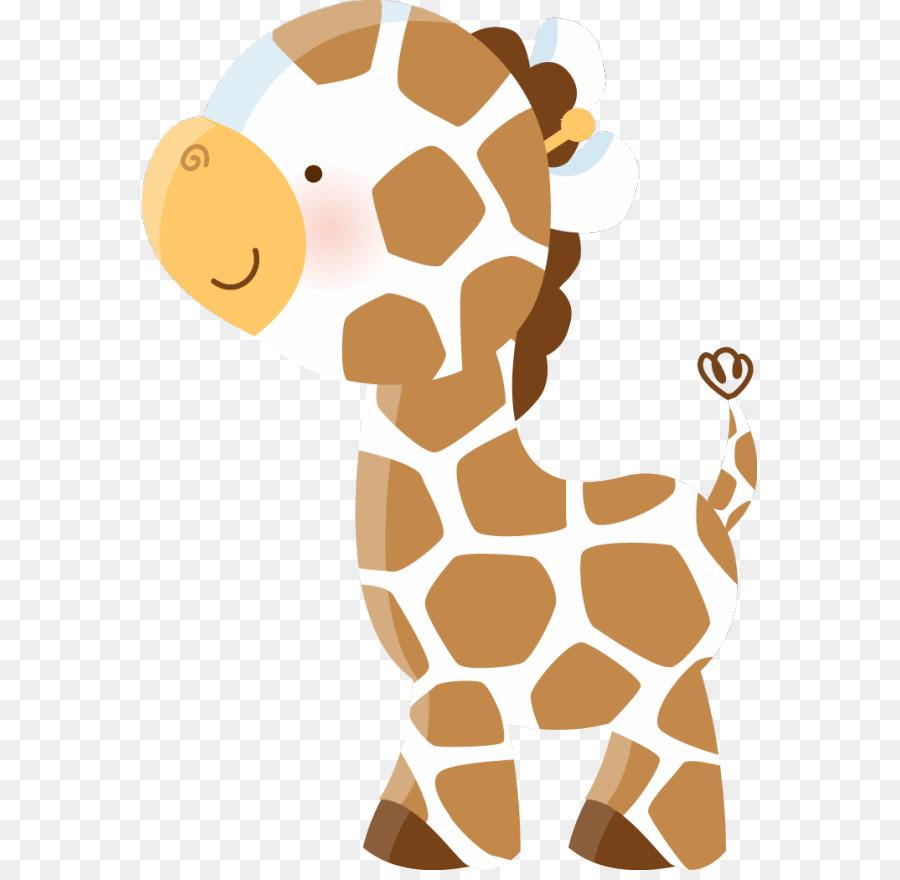 900x880 Giraffe Baby Jungle Animals Wall Decal Safari Infant