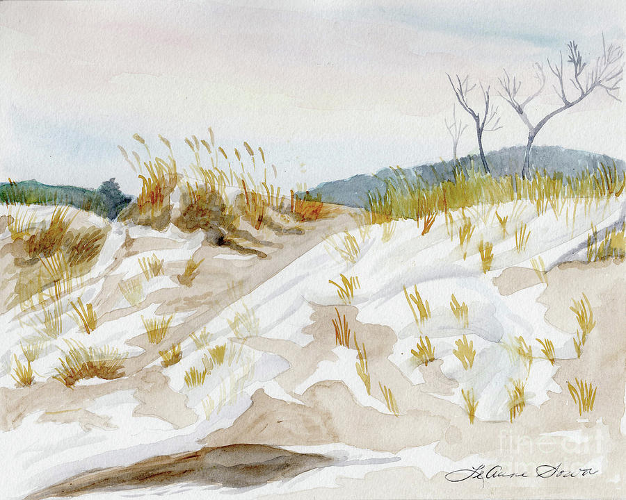 900x720 Winter Dunes, Sand Dunes, Michigan Beach, Sleeping Bear Dunes