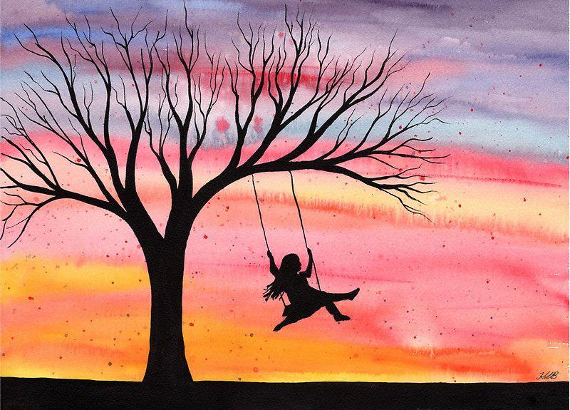 800x575 Easy Watercolor Paintings For Beginners Easy Watercolor