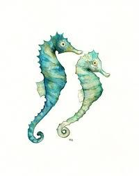 200x253 Image Result For Watercolor Sea Creatures Sea Creature Art