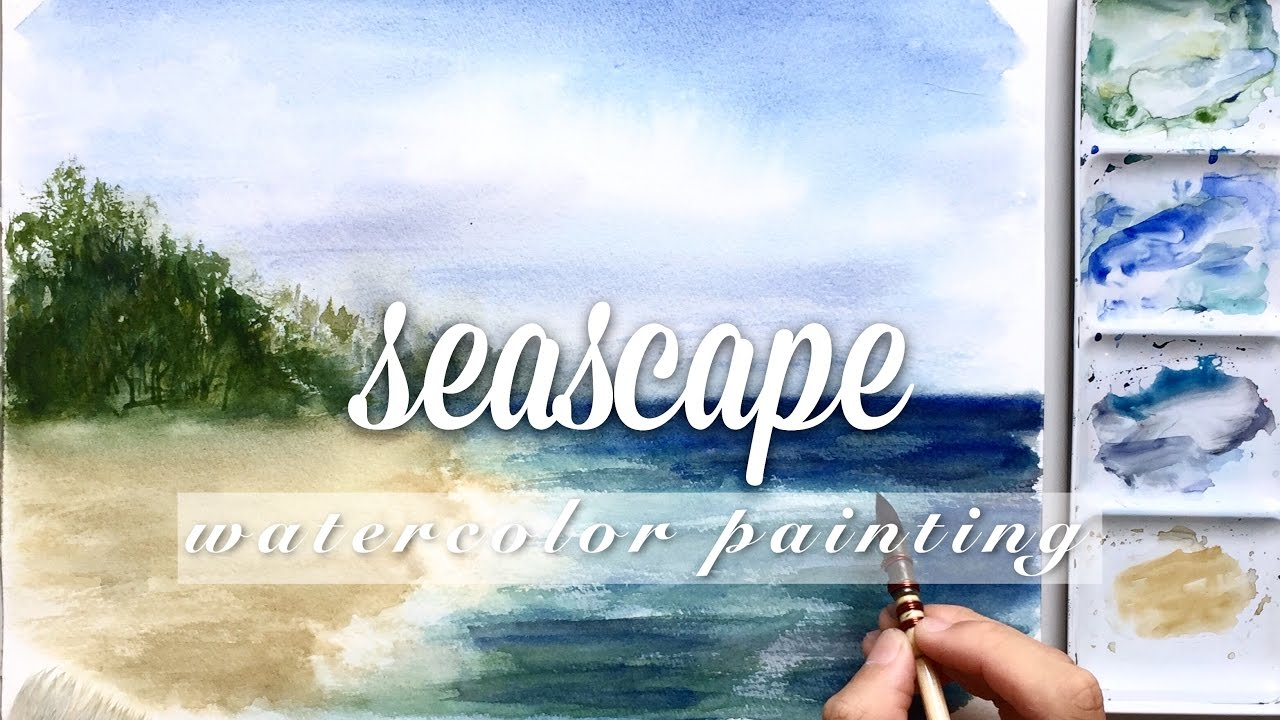 1280x720 Easy And Quick Seascape