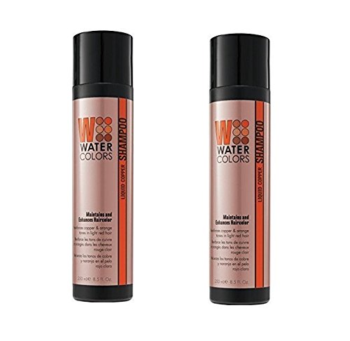500x486 Tressa Color Maintance Watercolors Shampoo Liquid Copper 8.5 Oz