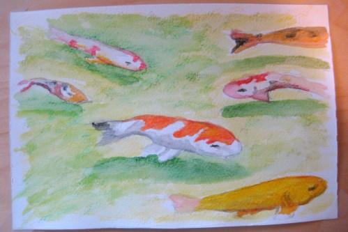 Watercolor Sketch Pencil