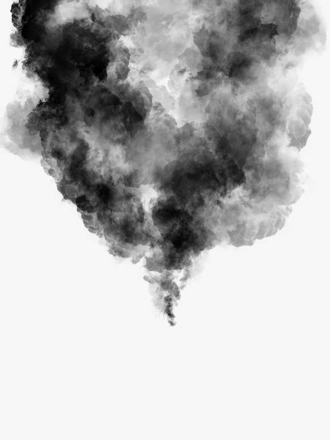 650x866 Smoke, Ink, Watercolor, Black And White Png Image And Clipart For