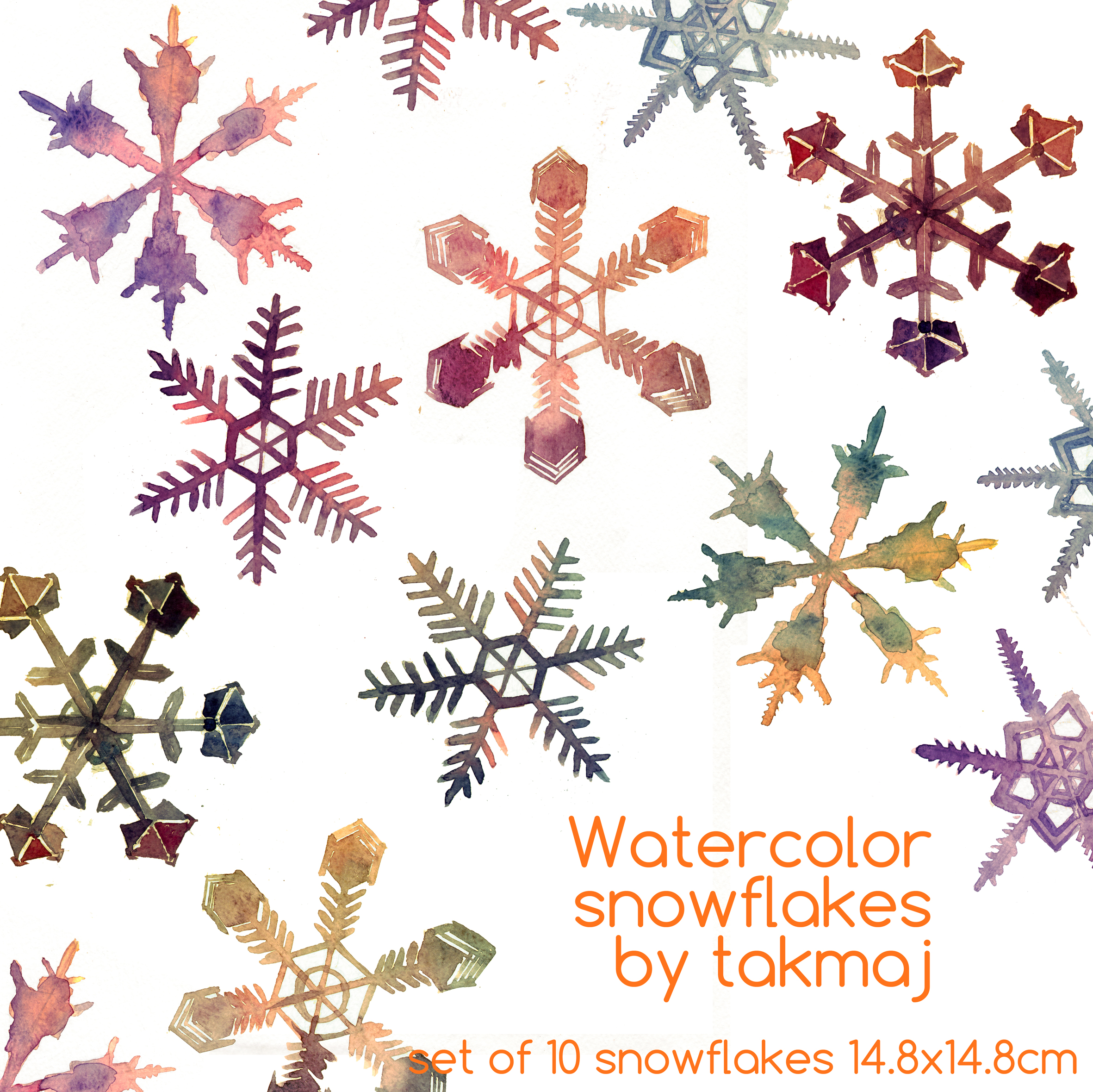 2074e86d9ead7 Watercolor Snowflake at GetDrawings.com   Free for personal use ...