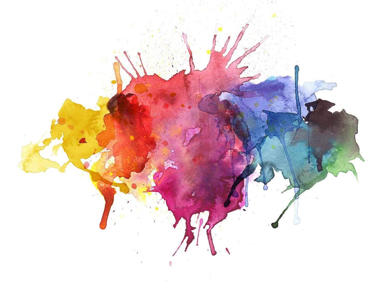 1500x1102 Watercolor Splash