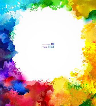 335x368 Watercolor Splash Vector Free Vector Download (1,839 Free Vector