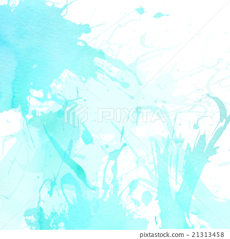 450x468 Watercolor Water Splash Background On White