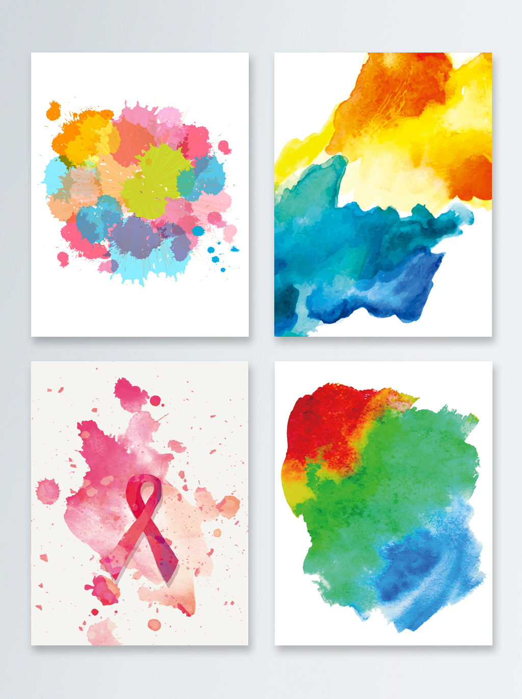 1024x1370 Bright Watercolor Splash Background Free Download Psd Files