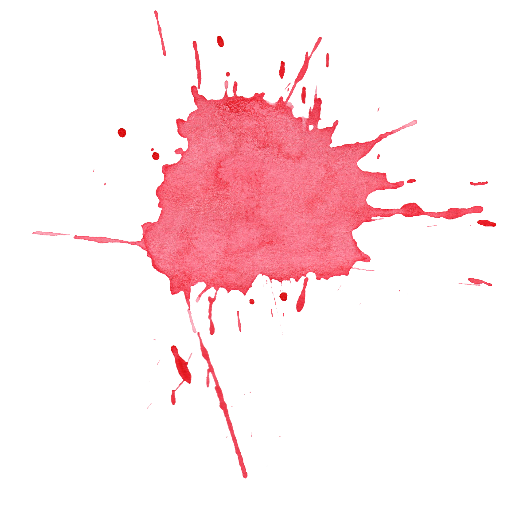 1733x1678 Collection Of Free Watercolor Transparent Splash. Download On Ubisafe