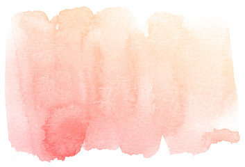 353x240 Abstract Pink Watercolor On White Background.this Is Watercolor