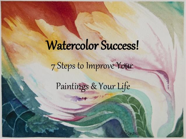 Watercolor Steps