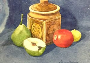 300x210 Famous Watercolor Still Life Paintings Watercolor Still Life