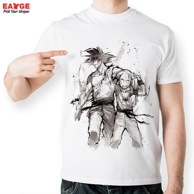 800x800 Dragon Ball Hand Drawn Watercolor T Shirt