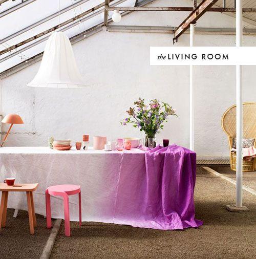 500x506 Diy Room To Room Watercolor Crafts Amp Diys Ombre