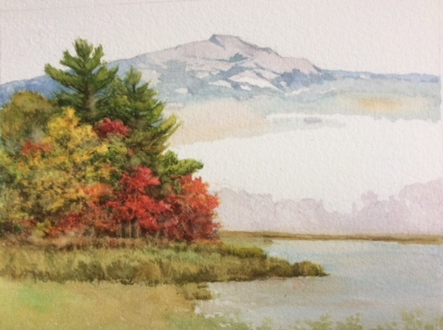 640x478 Step By Step Watercolor Realistic Landscape Lori Woodward Blog