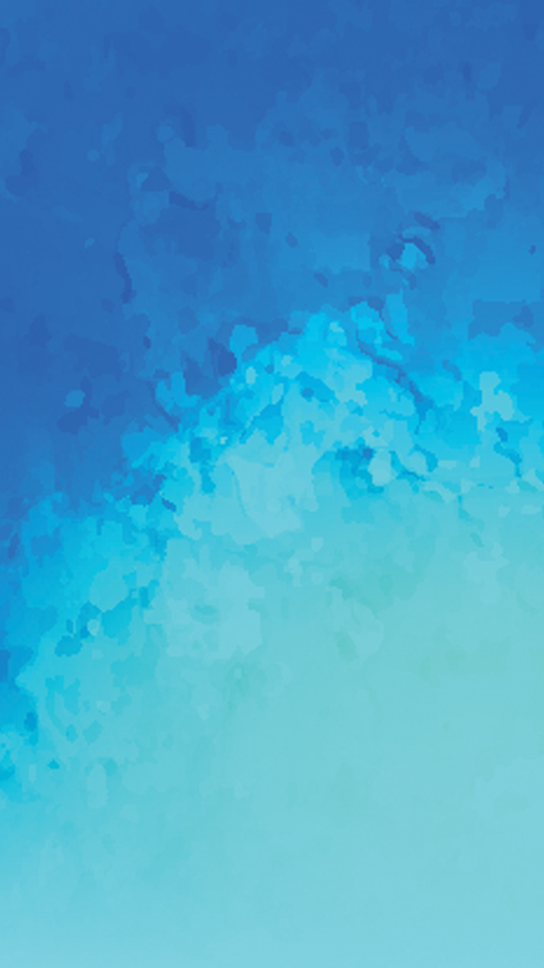 1080x1920 Free Hd Blue Watercolor Iphone Wallpaper For Download ...0046