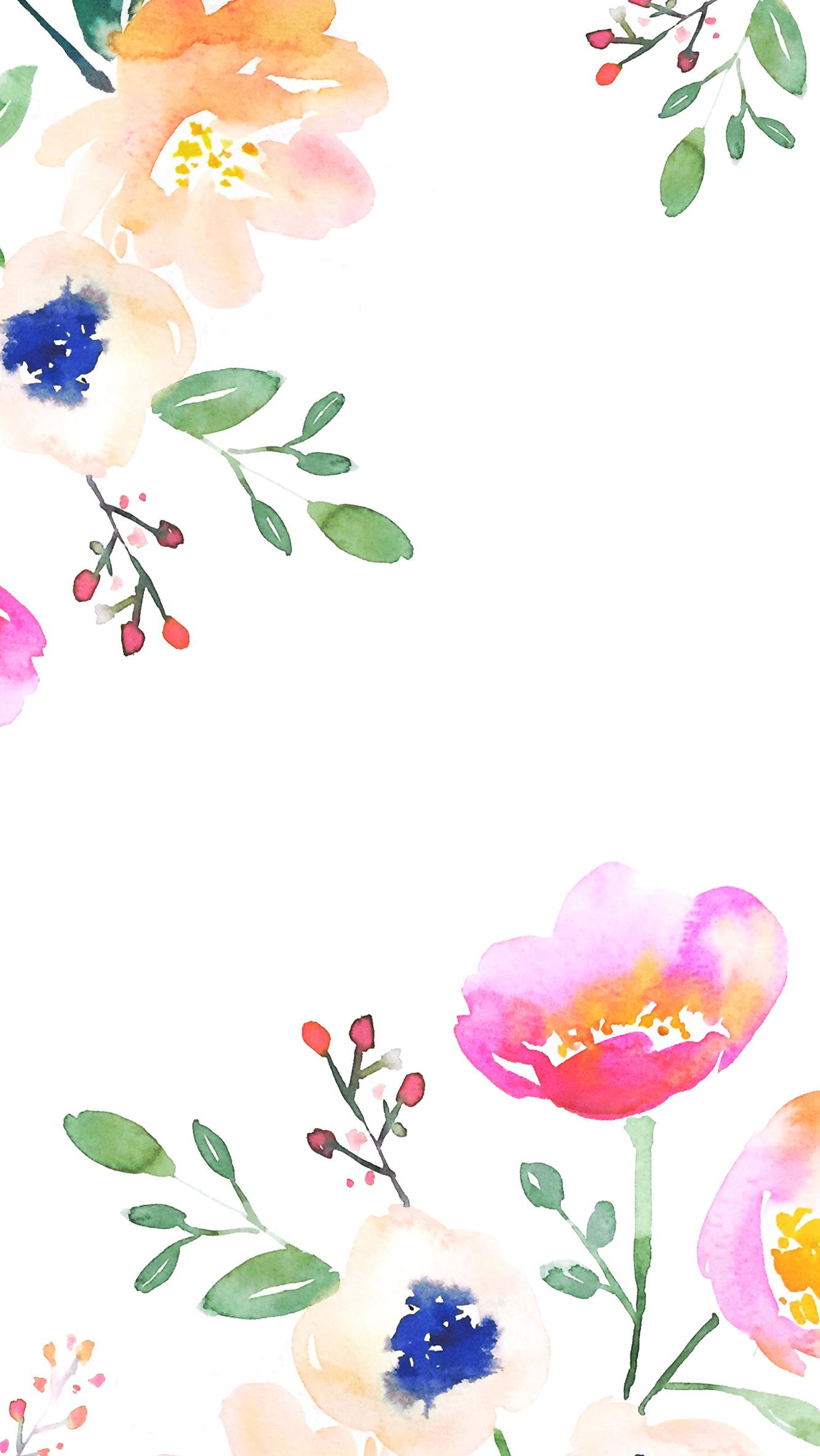 Watercolor Wallpaper Iphone At Getdrawings Com Free For Personal