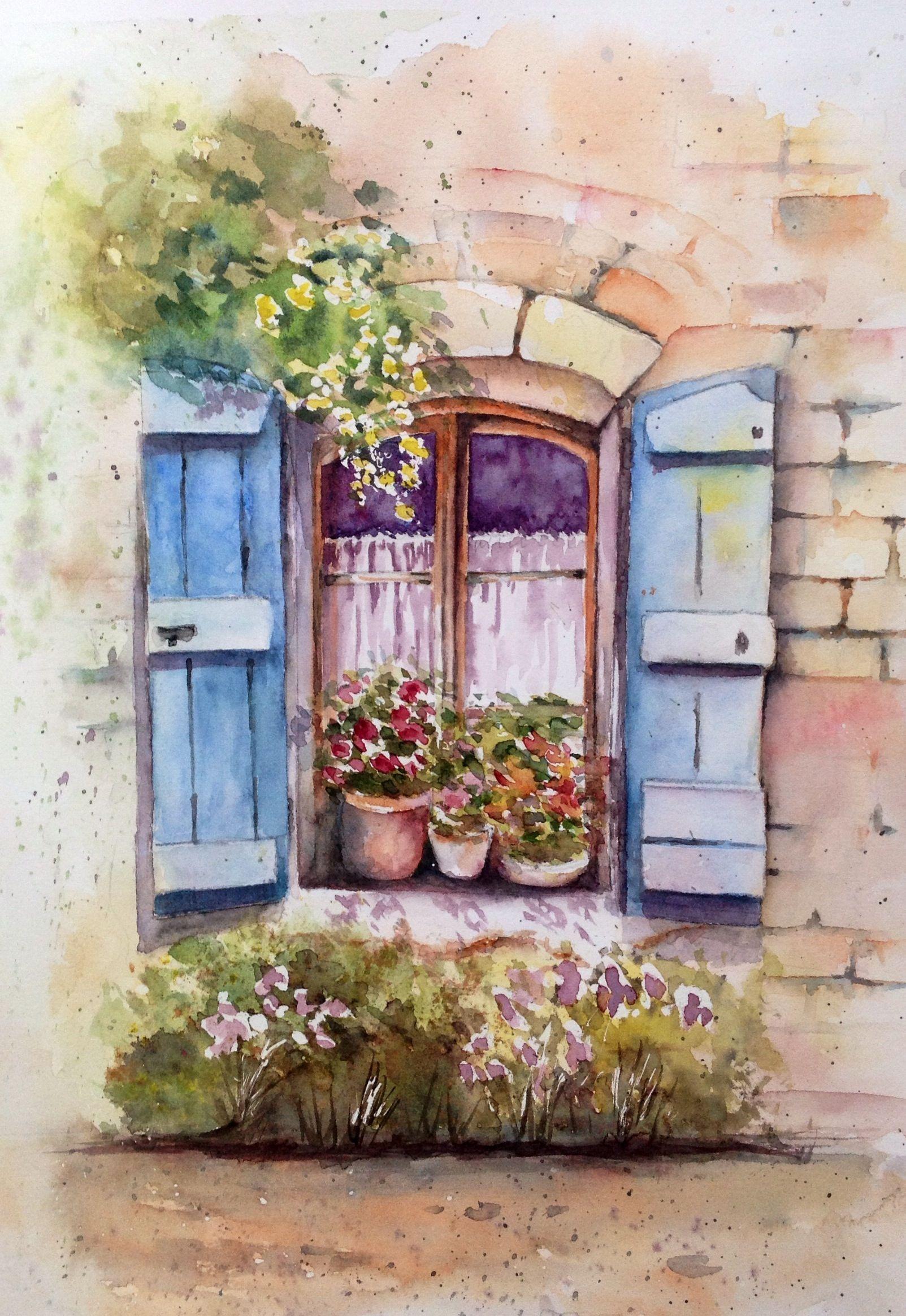 1603x2329 Old Window