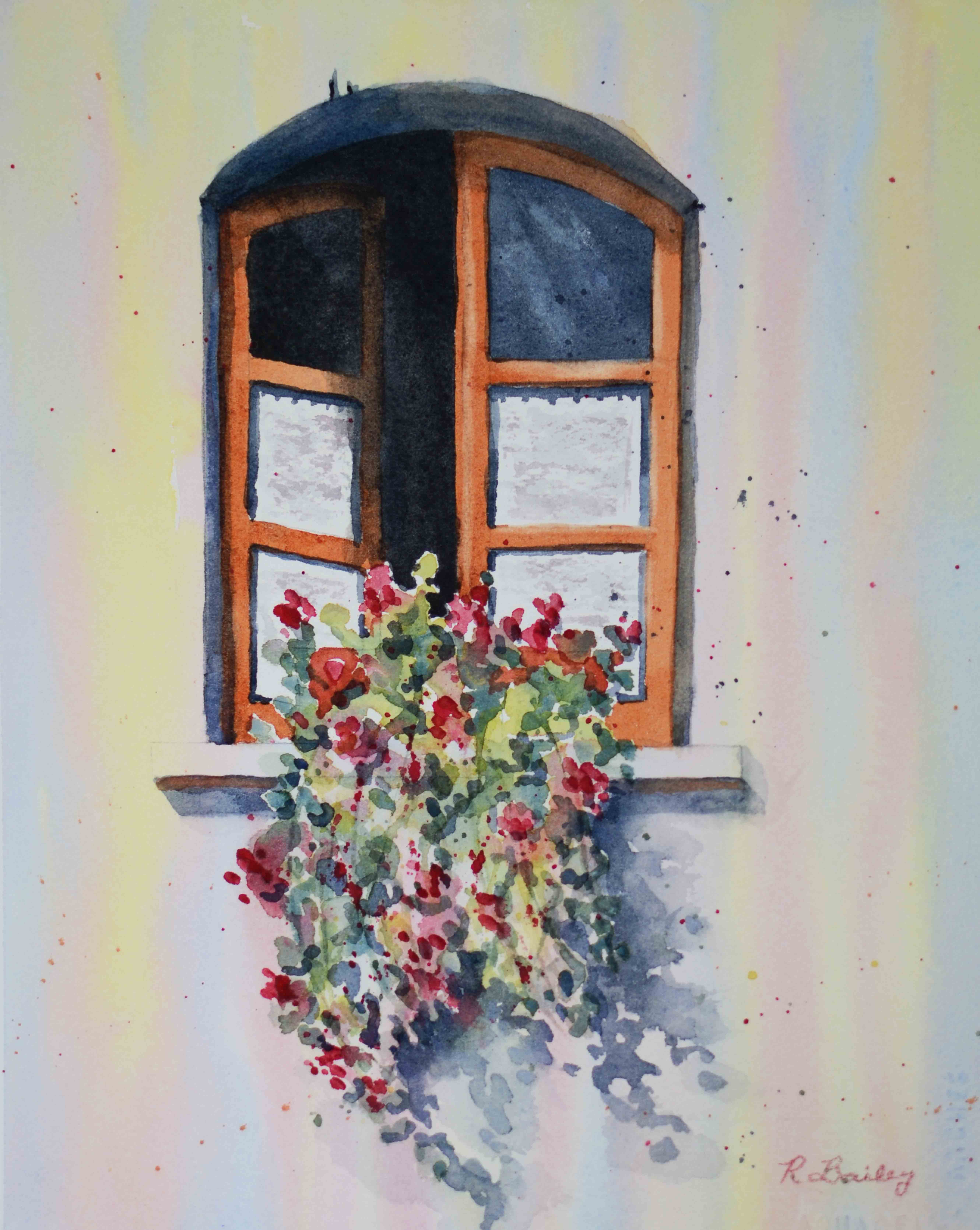 5322x6678 Window Ruth Bailey, Artist