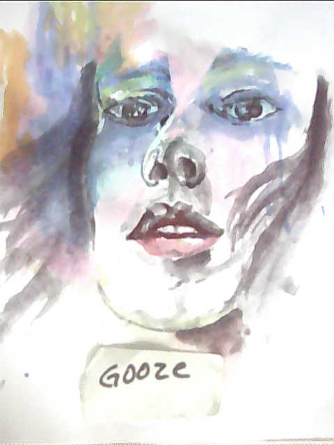 480x640 Watercolor Face Number 2 [Surprised] Steemit