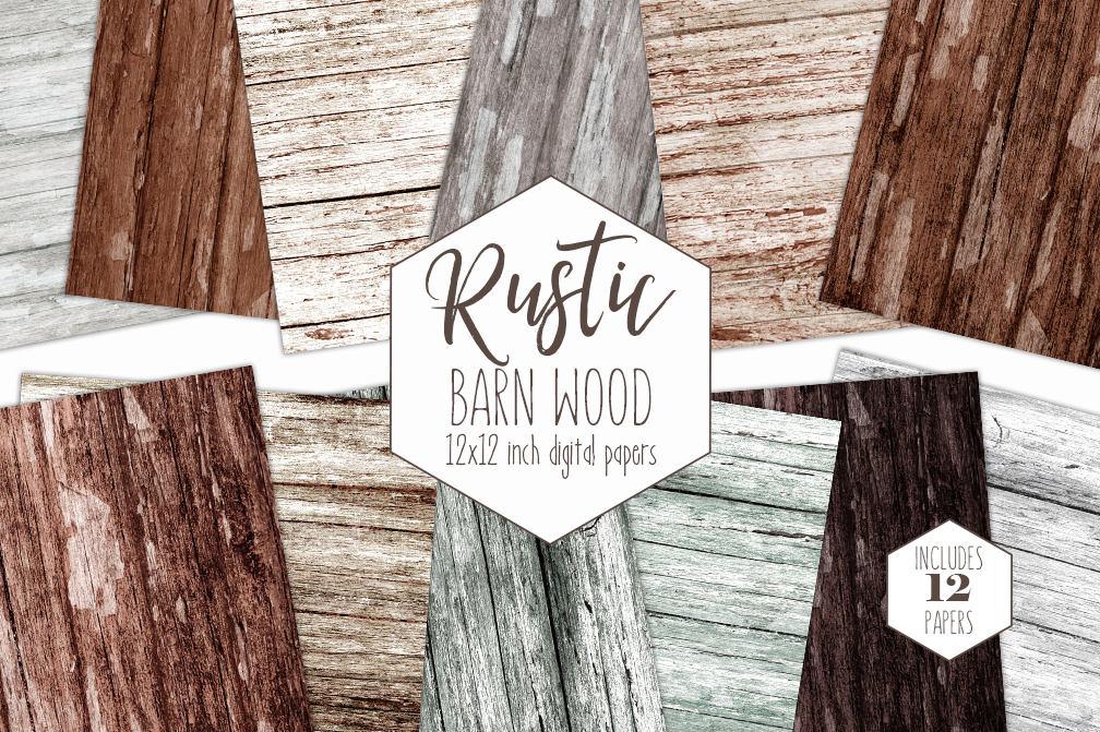 1008x671 Brown Wood Digital Paper Pack Rustic Digital Background Ash Brown
