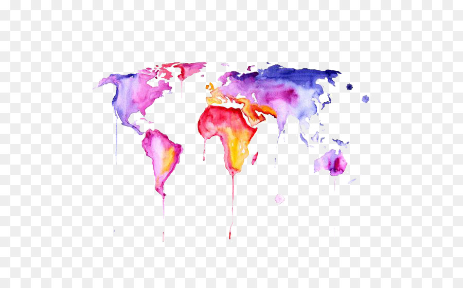 900x560 Watercolor Painting Contemporary Art Abstract Art Wallpaper