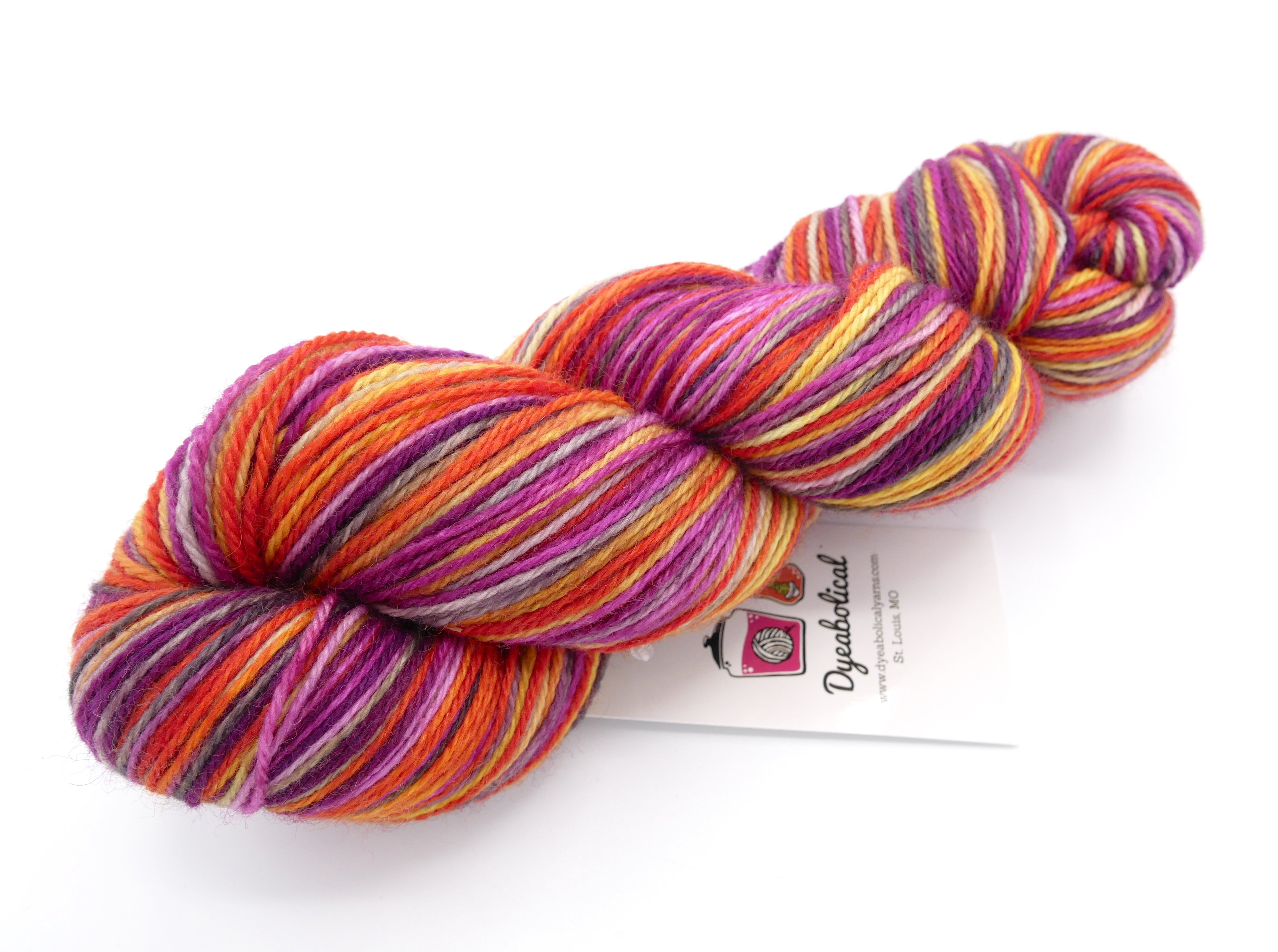 Watercolor Yarn