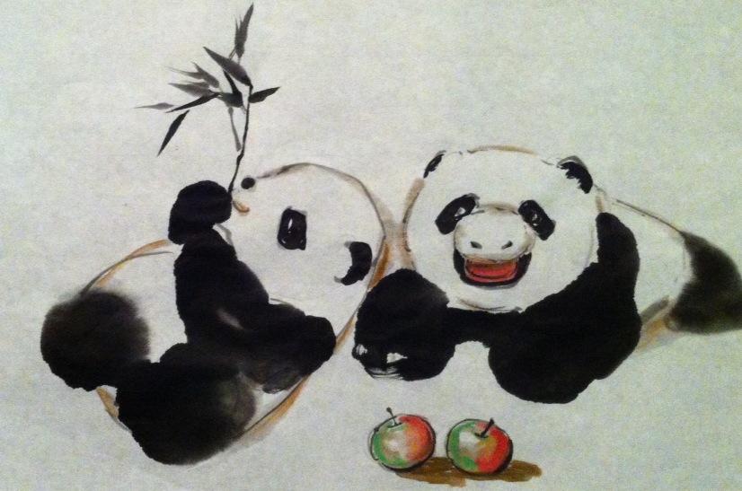 826x547 Teaching Kids Chinese Watercolor Techniques Xiang Li Art