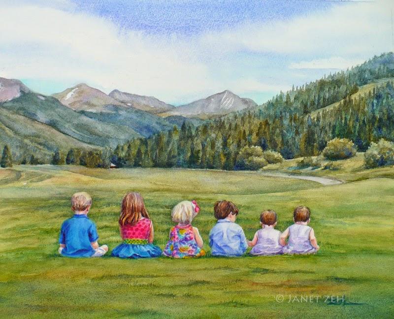 800x648 Zeh Original Art Blog Watercolor And Oil Paintings Custom