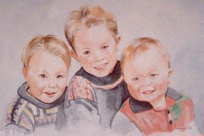 400x266 Watercolor