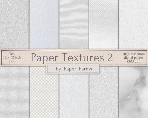 570x456 White Digital Paper White Textures Digital Paper Scrapbook Etsy