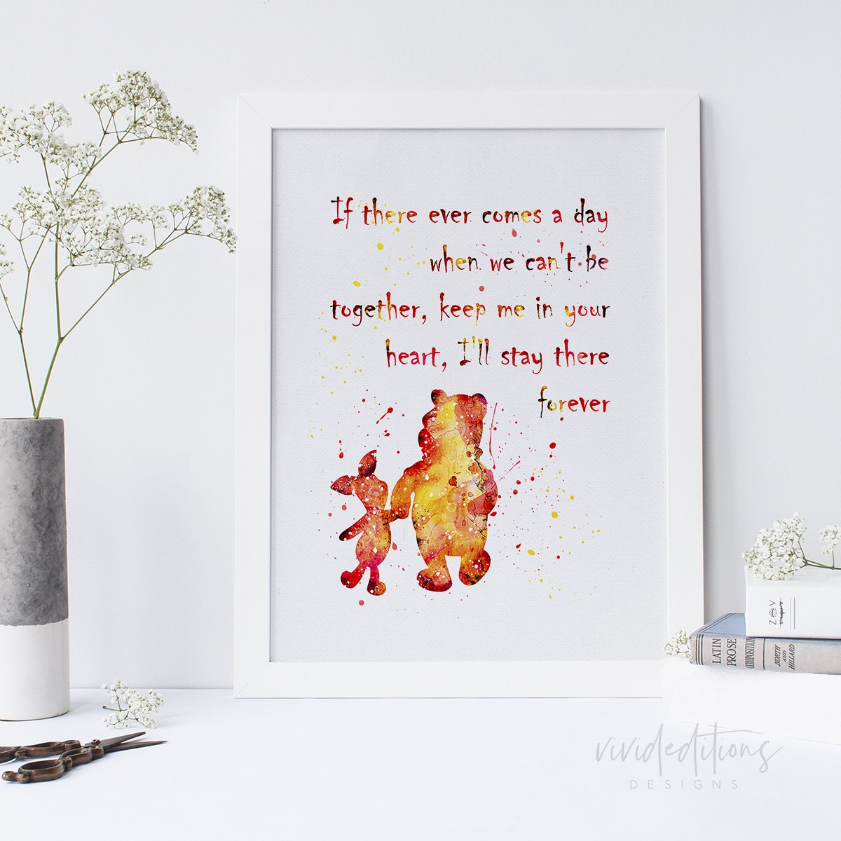Winnie The Pooh Watercolor At Getdrawings Com Free For