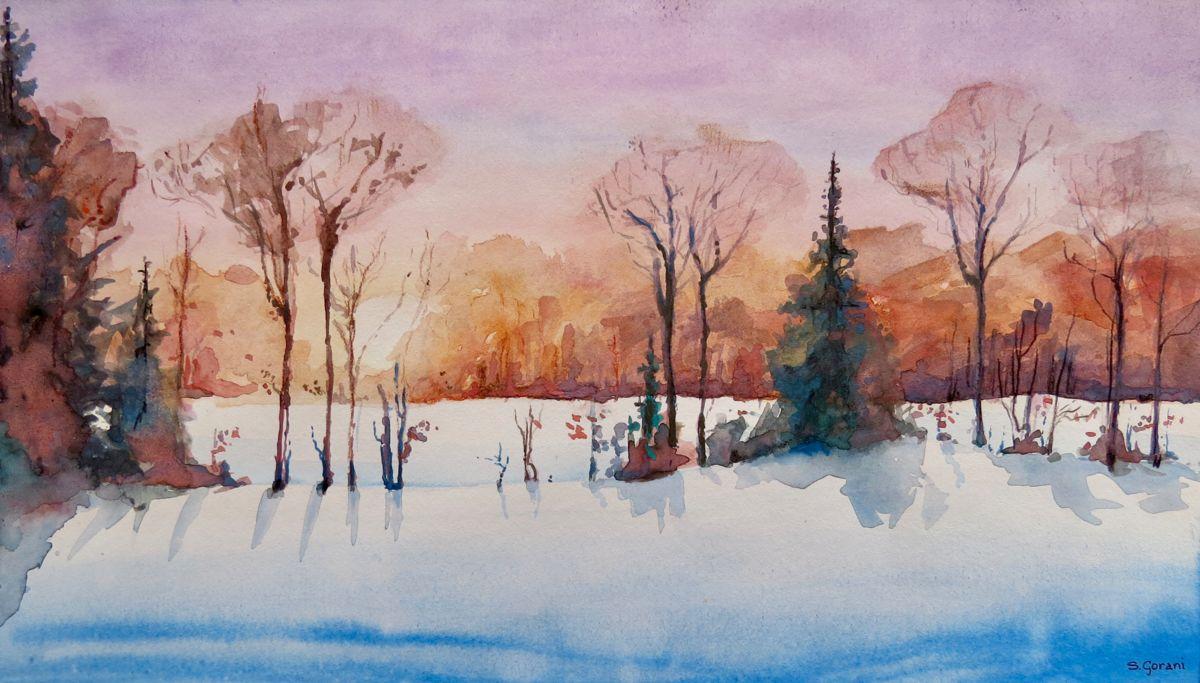1200x683 Winter Sunrise (Geni Gorani)