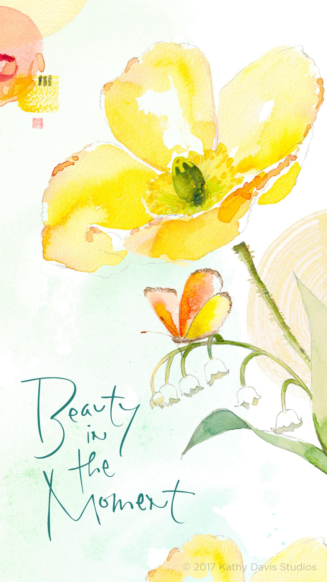 Yellow Watercolor Wallpaper At Getdrawings Free Download