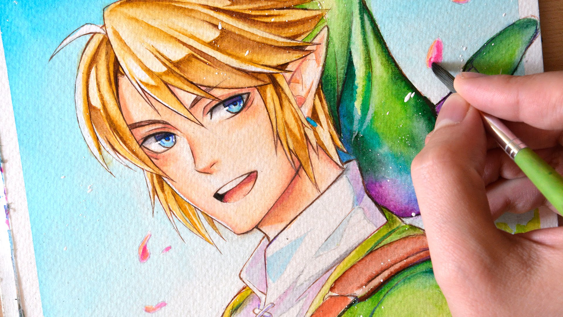 1920x1080 Link (Legend Of Zelda)